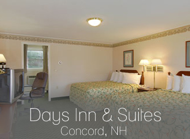 Days Inn & Suites Concord, NH