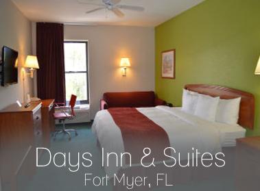 Days Inn & Suites Fort Myers, FL