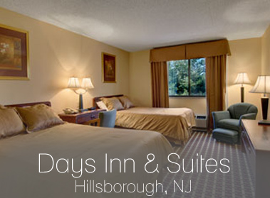 Days Inn & Suites Hillsborough, NJ