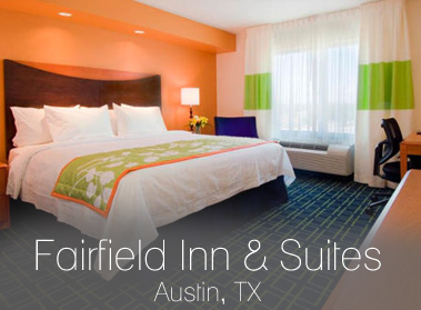 F airfield Inn & Suites Austin, TX
