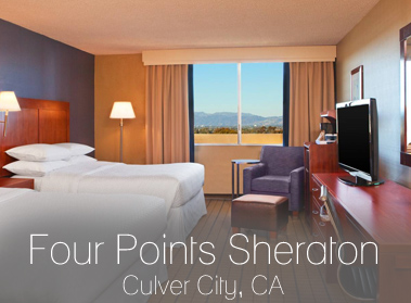 Four Points Sheraton Culver City, CA
