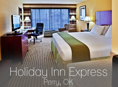 Holiday Inn Perry, OK