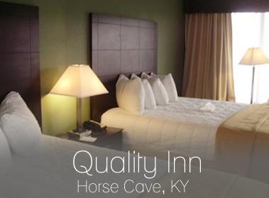Quality Inn Horse Cave, KY
