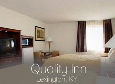 Quality Inn Lexington, KY