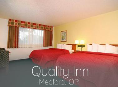 Quality Inn Medford, OR