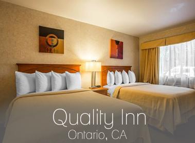 Quality Inn Ontario, CA