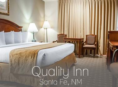 Quality Inn Santa Fe, NM