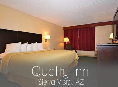Quality Inn Sierra Vista, AZ