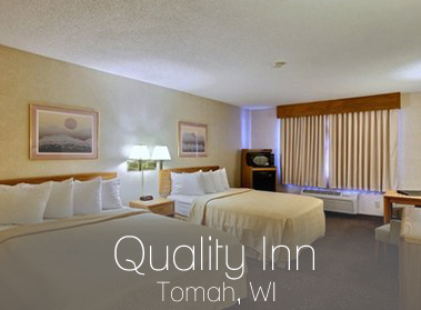 Quality Inn Tomah, WI