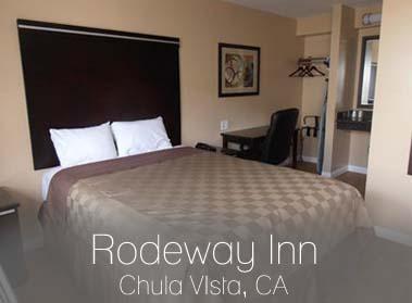 Rodeway Inn Chula Vista, CA