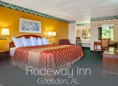 Rodeway Inn Gadsden, AL