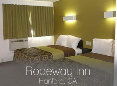 Rodeway Inn Hanford, CA