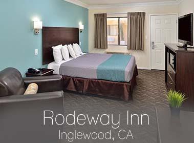 Rodeway Inn Inglewood, CA