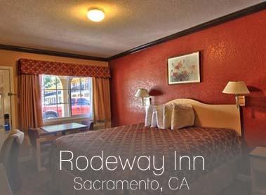 Rodeway Inn Sacramento, CA