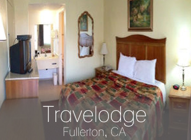 Travelodge Fullerton, CA