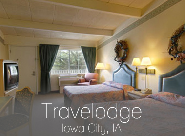 Travelodge Iowa City, IA