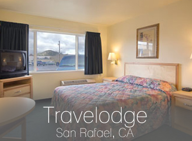 Travelodge San Rafael, CA