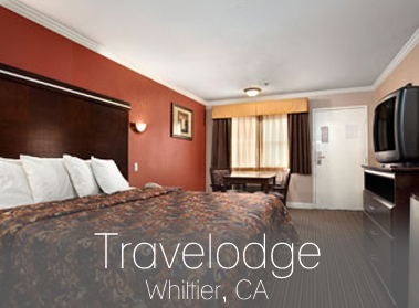 Travelodge Whittier, CA